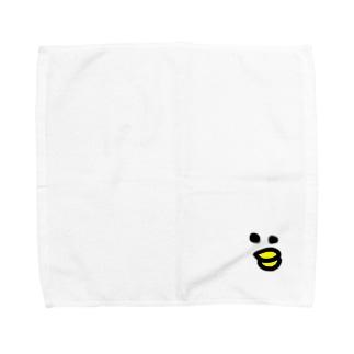 へんげんじざいくん Towel handkerchiefs