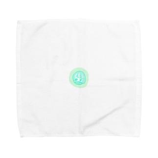 ののちゃん Towel handkerchiefs