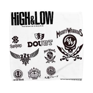 HIGH&LOW Towel handkerchiefs