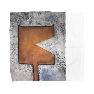 i-boy シリーズ Towel handkerchiefs
