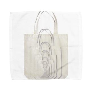 Bag In Bag Towel handkerchiefs