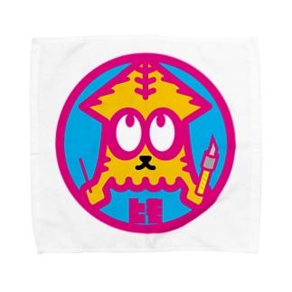 パ紋No.3030 とも Towel handkerchiefs