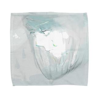 女の子ズメランコリー Towel handkerchiefs