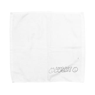 くまシリーズ3.5 Towel handkerchiefs