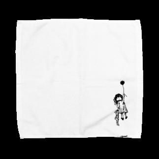 ぱすたひらたのすがりがーる Towel handkerchiefs