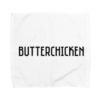 バターチキンカレー   Towel handkerchiefs