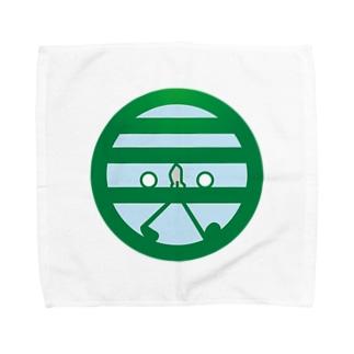 パ紋No.3048 晃 Towel handkerchiefs