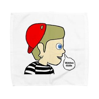 隠し事 Towel handkerchiefs