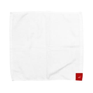 akhr red Towel handkerchiefs