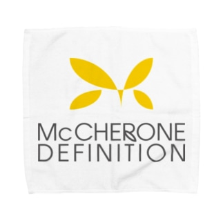 McCHERONE DEFINITION[淡色] Towel handkerchiefs