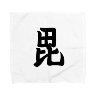毘の一字旗 Towel handkerchiefs