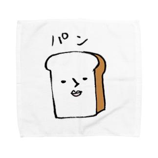 食パン タオルハンカチ