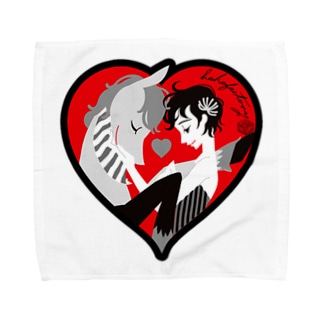 HEART2017 Towel handkerchiefs