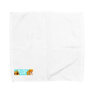 マイクロメイト作業用 Towel handkerchiefs