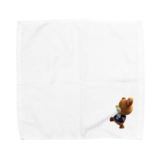 携帯屋さんのダイマックマ① Towel handkerchiefs