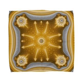 Deep Mandelbrot 005 Towel handkerchiefs
