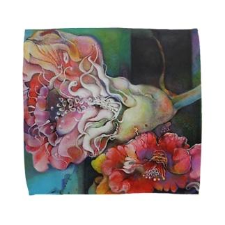 花の都 Towel handkerchiefs