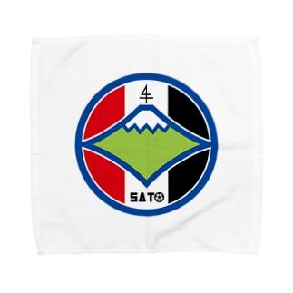 パ紋No.3070 sato Towel handkerchiefs