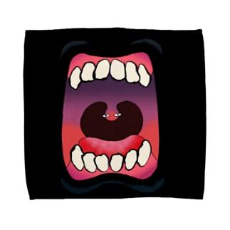 ウワー!! Towel handkerchiefs