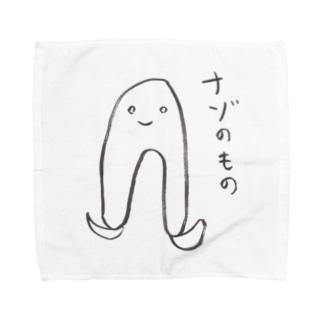 ナゾのもの Towel handkerchiefs