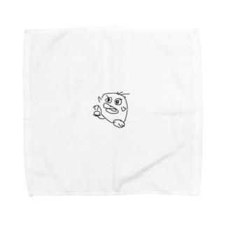 よしだ Towel handkerchiefs
