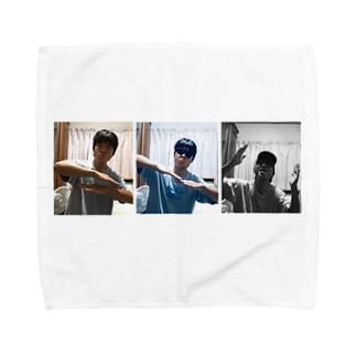 イマイモモリモリ Towel handkerchiefs