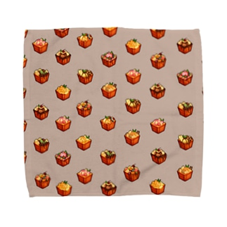 Honey toast set Towel Handkerchief