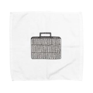 かごトランク Towel handkerchiefs