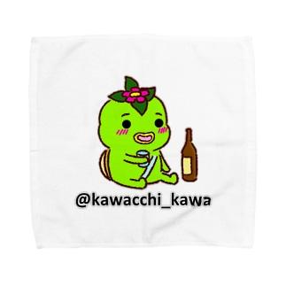 かわっち2017-13 Towel Handkerchief