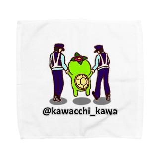 かわっち2017-15 Towel handkerchiefs