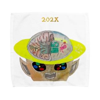 【明るめ】【ちょい上め】NEW OLYMPIX『202X』 Towel handkerchiefs