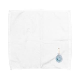 水風船 Towel handkerchiefs
