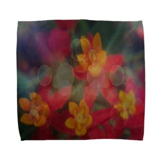 恋するFloWer-u Towel handkerchiefs