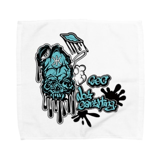 SeC_Not Earthling. Towel handkerchiefs