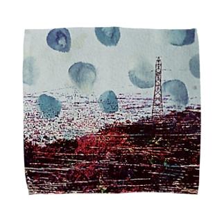 白昼夢 Towel handkerchiefs