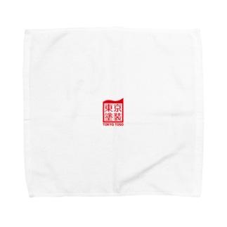 東京塗装 Towel handkerchiefs