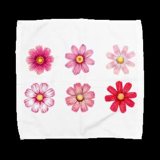 山田理矢のコスモス Towel handkerchiefs