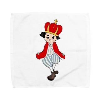 リトルキング Towel handkerchiefs