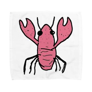 ZARIGANI Towel handkerchiefs