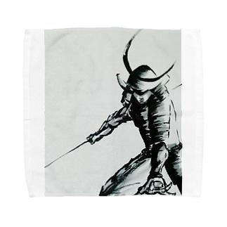 甲冑 Towel handkerchiefs