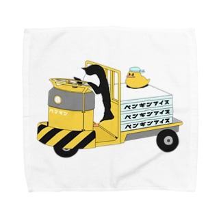 ペンギンアイス Towel Handkerchief