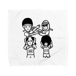 体育祭 Towel handkerchiefs