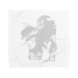 NEJIRE KINGDOM OFFICIAL Towel handkerchiefs