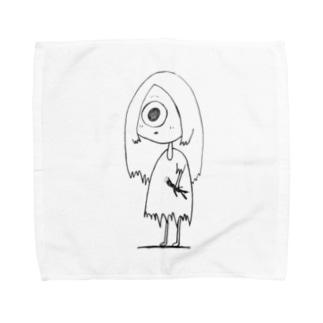 👁 Towel handkerchiefs