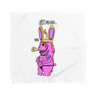 LAST EMPEROR Towel Handkerchief