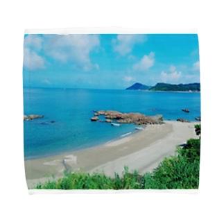 See sea... Towel handkerchiefs