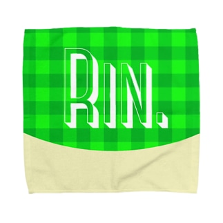 Rin.goods Towel handkerchiefs