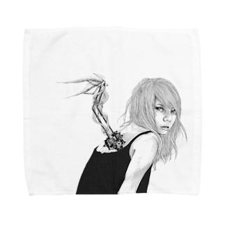 Sora-tobi Towel handkerchiefs