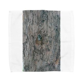 ミンミンゼミ Towel handkerchiefs