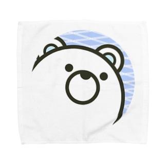 しろくま丸 Towel handkerchiefs